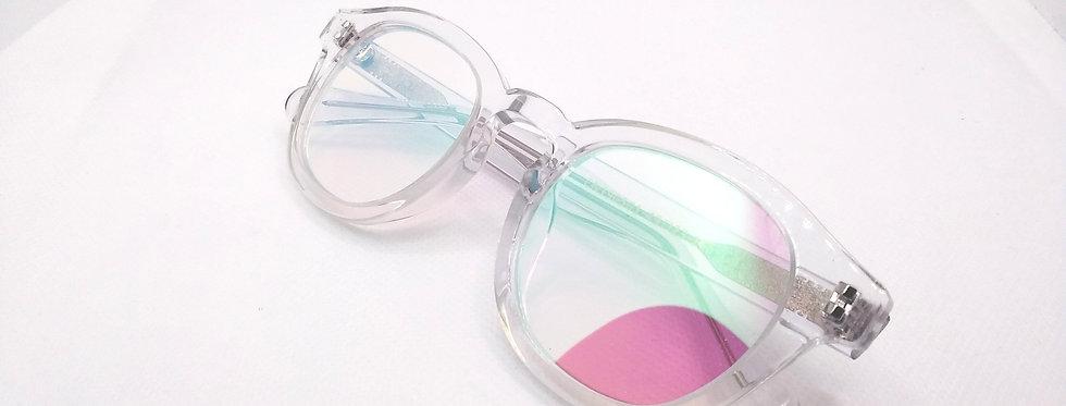 Acetate Transparent Frame