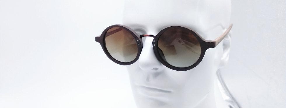 Circle Acetate Sunglasses