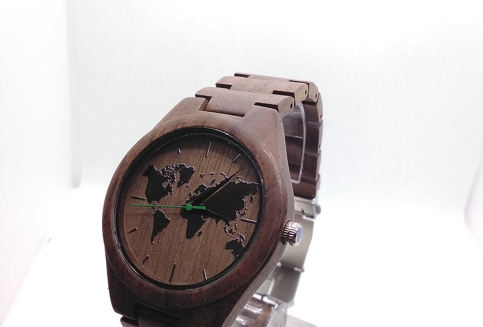 Wood Series World Natural