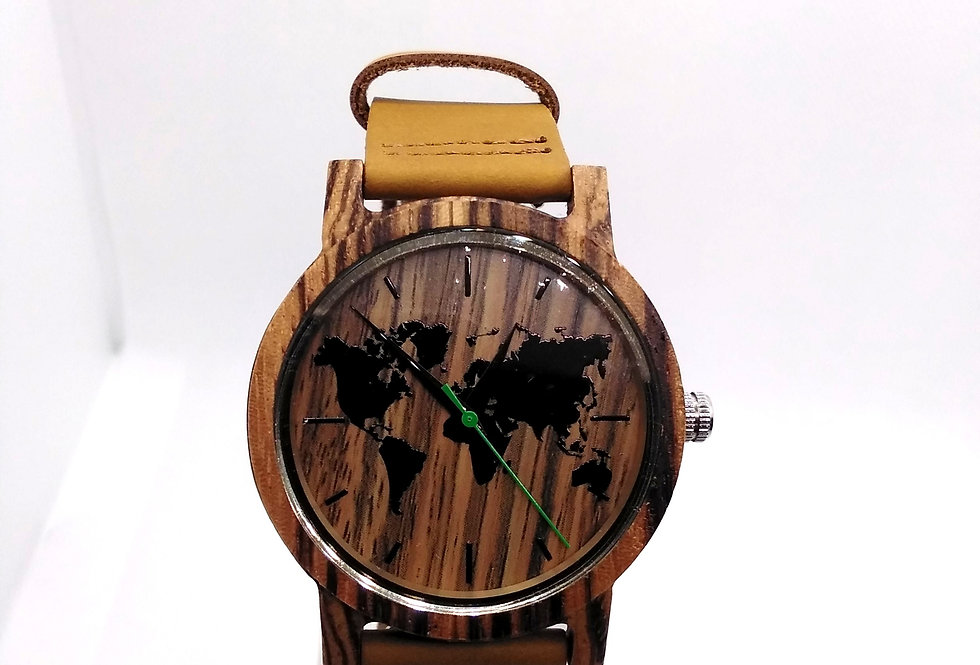 Leather Series World Natural