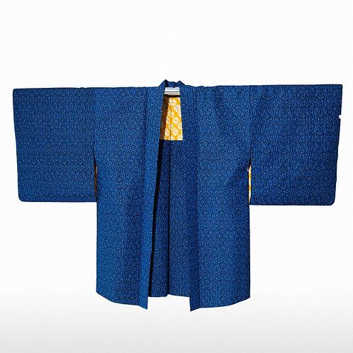 BLUE / YELLOW HAORI