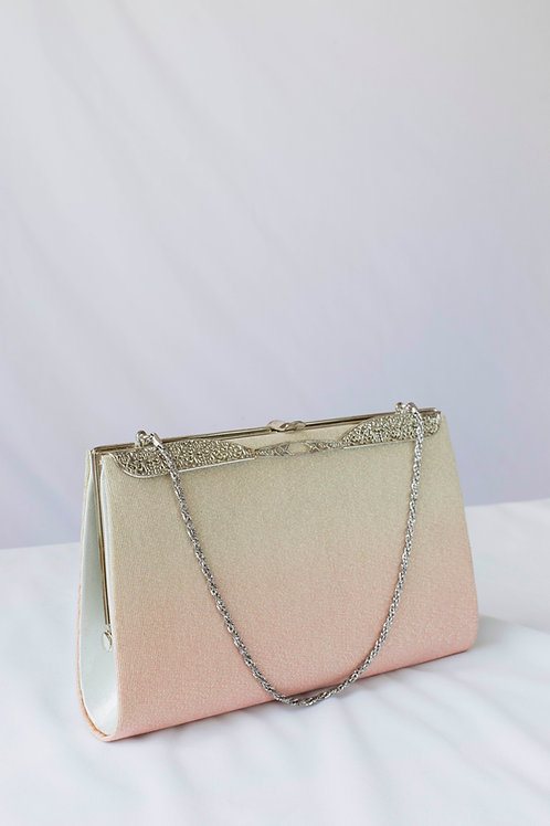 PINK GLITTER BAG