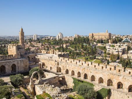 CIRCUITO ISRAEL, JORDÃO E CAIRO