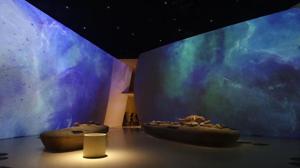 3D Sound for the World's Largest Video Installation