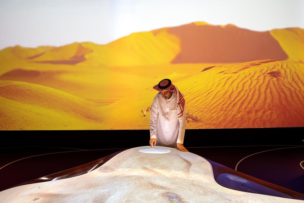 A Journey Through Saudi Arabia's Biotopes
