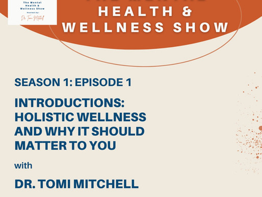 Holistic Wellness And Why It Should Matter To You