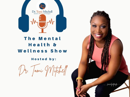 The Mental Health & Wellness Show Trailer!