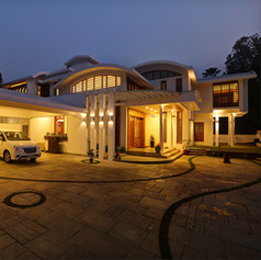 Anil Kumar Residence, Aluva