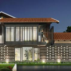 Nias Residence, Kalady