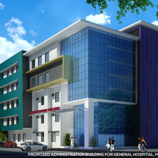 Muvattupuzha General Hospital Administration Block