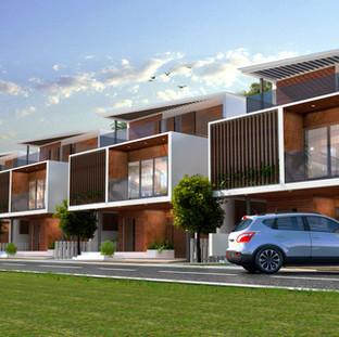 50 Villas housing Project, Cheranelloor