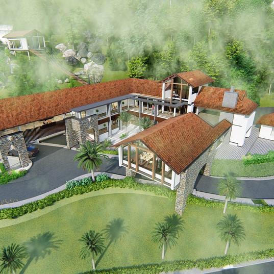Indu & Prasanth Residence