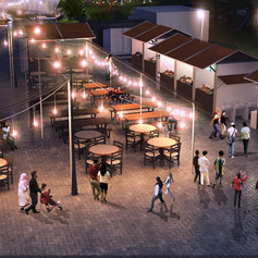Fort Cochin Tourist Food Court Restructuring