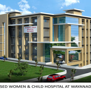 Women and Child Hospital, Wayanad