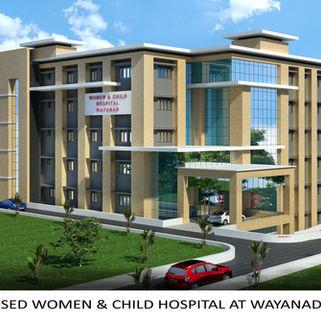 Women and Child Hospital, Wayanad