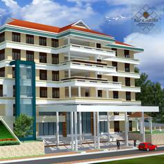 Decinnial Building, SNGCE Kadayirippu