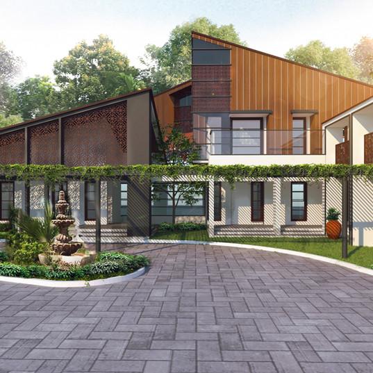 Binol Residence, Edathwa