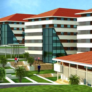 Boys Hostel , MA College
