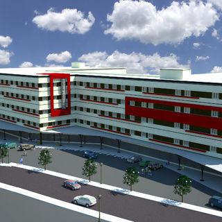 Master Plan for Muvattupuzha Taluk Hospital