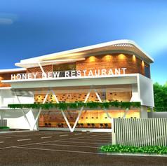 Honey Dew Restaurant, Kalady