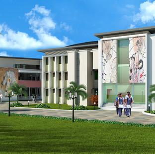 Music and Dance Block, Kalady University