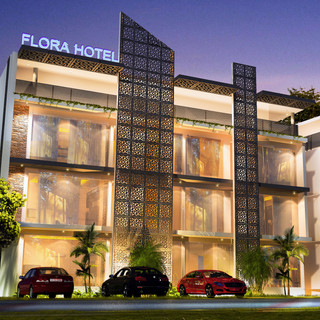 4 Star Hotel for Flora Group