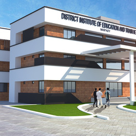 District Institute of Education and Training for KPWD