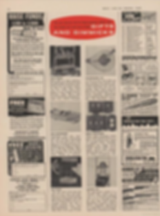 Boy's Life Advertisement from 1959! Click to Download!