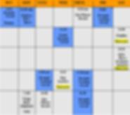 2020 Winter class schedule for website.p