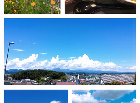 【日常】上京記念日と焼き鳥と弾き歌い♫