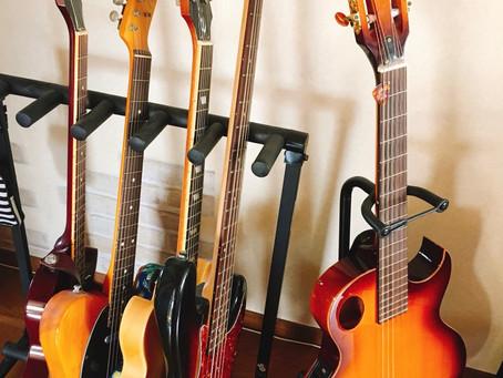 【動画】ギター弾き語り。