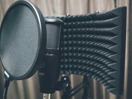 【日常】英語と歌の録音♪