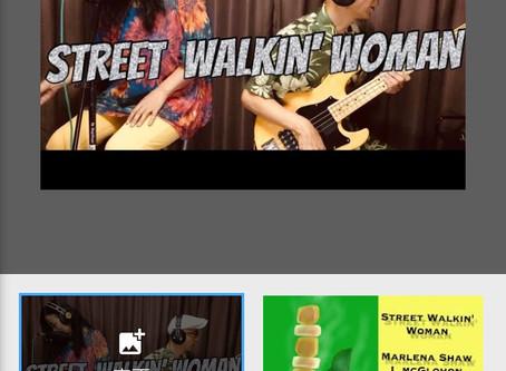 【演奏動画】ジャズの演奏動画アップしました。