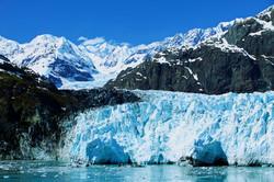 Glacial view
