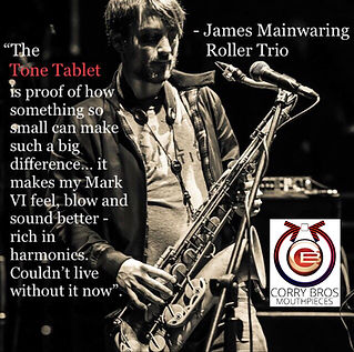 James Mainwaring Tone Tablet Quote