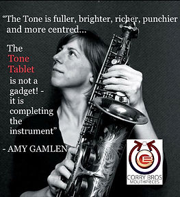 Amy Gamlen Tone Tablet quote