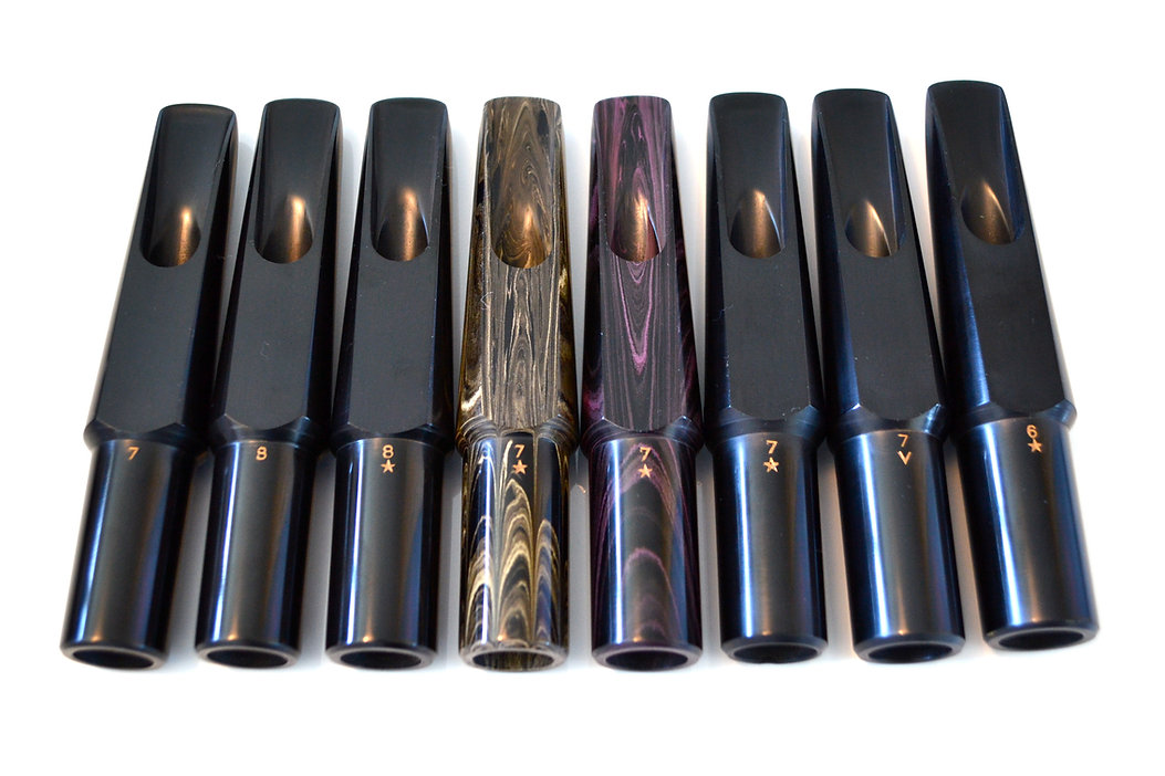 Corry Bros Handmade Saxophone Mouthpieces