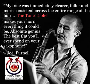 Joel Purnell Tone Tablet quote