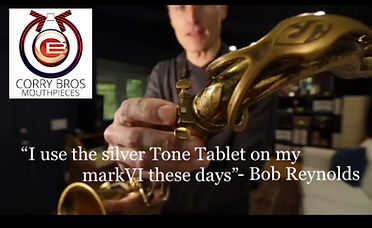Bob Reynolds Tone Tablet quote