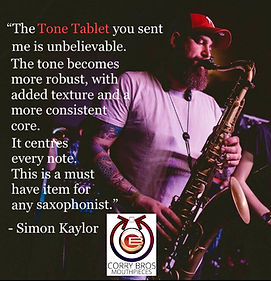 Si Kaylor Tone Tablet quote