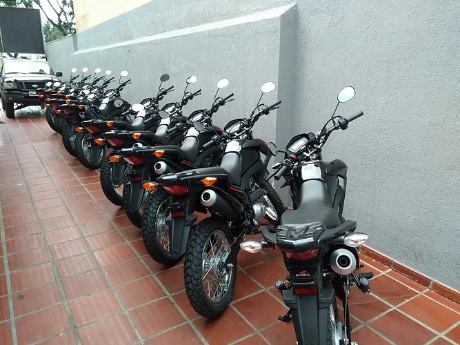 strobo para motos