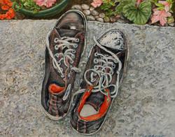 Alex's shoes