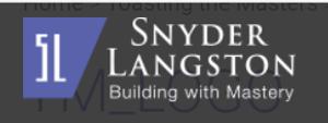 Snyder Langston Logo.png