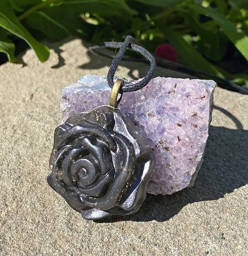 Orgone Energy Rose Pendants