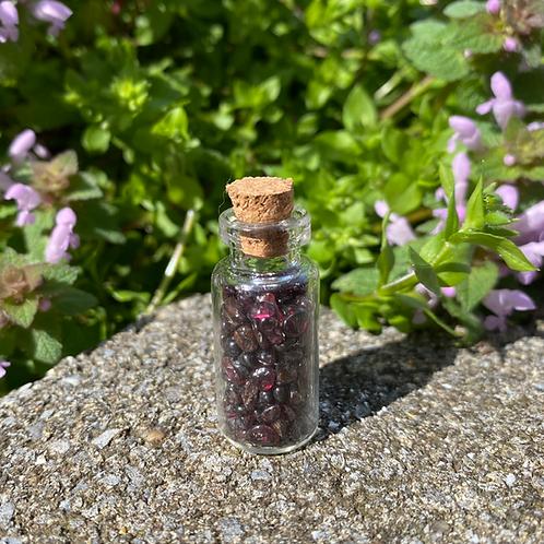 Garnet Jar