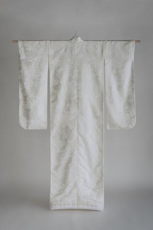 正絹白無垢