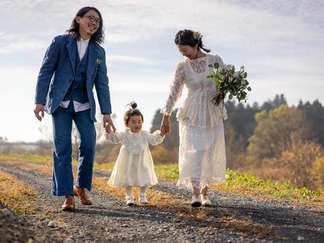 訪問結婚式