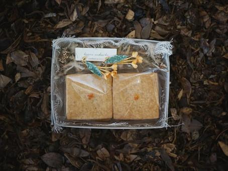 Sion × kissmi wakisaka 金木犀box