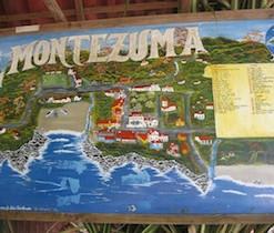 Map Of Montezuma