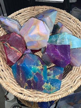 Moon River Wellness Shop - Soap Crystals